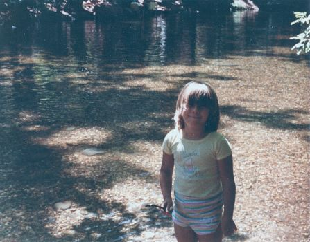 1983 - Oak Creek Canyon trip