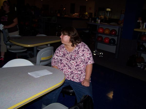 Bowling at Capital Bowl - Owosso, MI in 2008