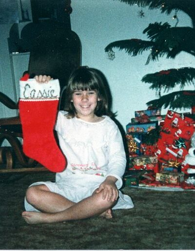Christmas 1983 - Coolidge Ave, Phoenix, Az