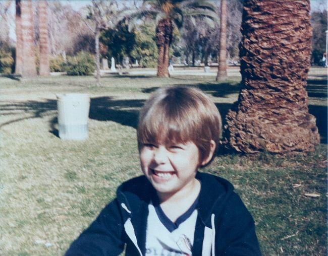 1981 - Encanto Park, Phoenix, AZ