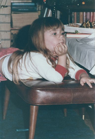 At Grandma & Grandpa Mrva's 12-13- 1978