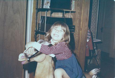 Rocking horse October 20, 1978